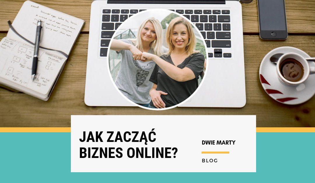 Jak zacząć biznes online?